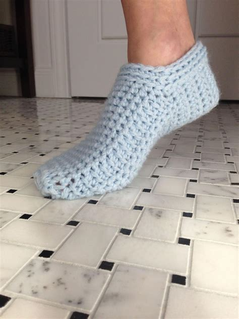 spa crochet slippers pattern favecraftscom