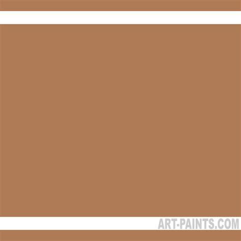 Light Brown Silk Fabric Textile Paints  8111 Light