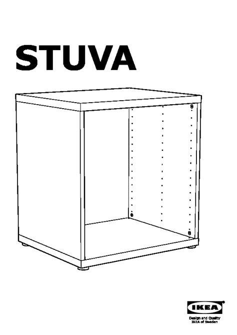 stuva storage combination with drawers white birch ikea