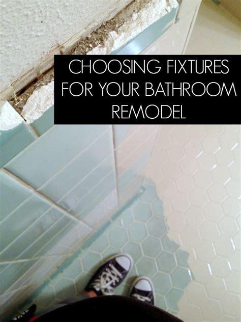bathroom remodel choosing tile for bathroom part 2 c