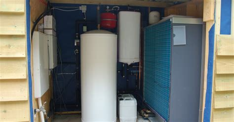 Woodhayes Air Source Heat Pump First Fix Wiring