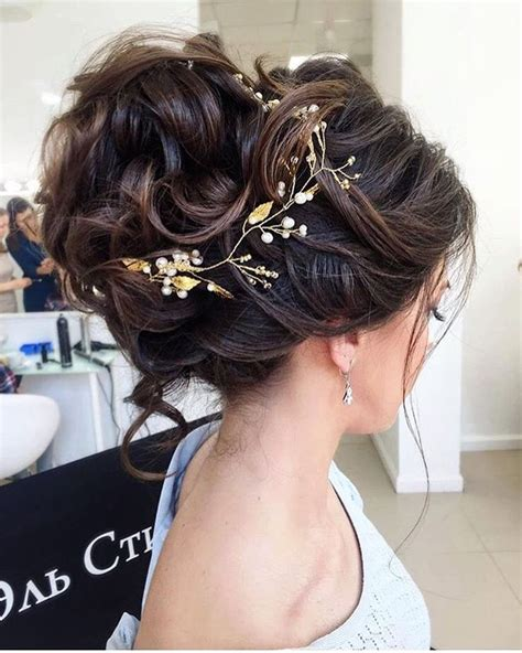 17 Best Ideas About Updo Hairstyle On Pinterest Wedding