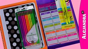 Back to School Supplies Haul 2013-14 - Shopping at Target