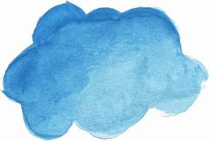Watercolor Cloud Clouds Transparent Vol Onlygfx