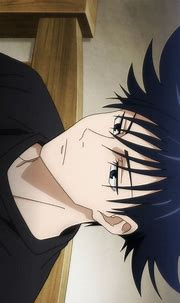 fushiguro megumi in 2021   Anime character drawing ...