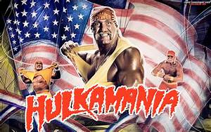 WWE - Hulk Hogan Hulkamania Widescreen Wallpaper by ...