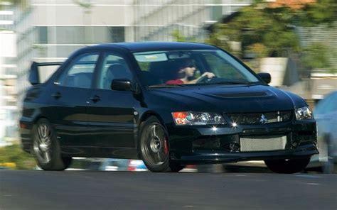 2007 Mitsubishi Lancer Evo Ix Mr Laguna Lap