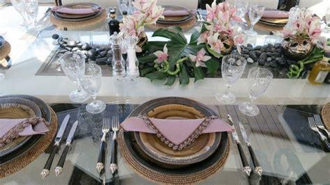 Dresser La Table à L'occasion D'un évènement