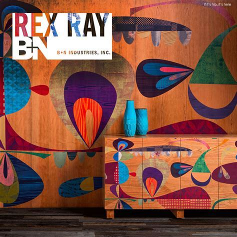 Rex Ray for BN Industries