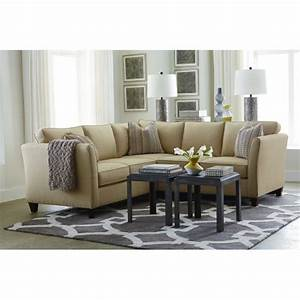 turner sectional sofa by bassett furniture With sectional sofas bassett furniture