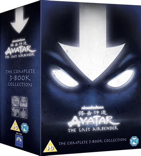 avatar   airbender  complete collection dvd