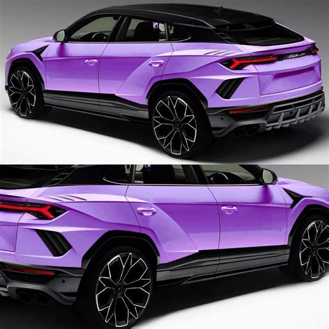should kahn build a pink lamborghini urus or go for purple carscoops