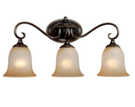 mavis 3 light 23 quot oil brushed bronze with gold accent