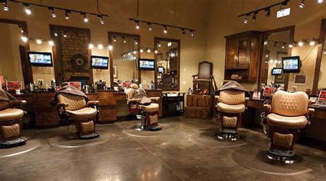 fashioned  hipster chic barber shops