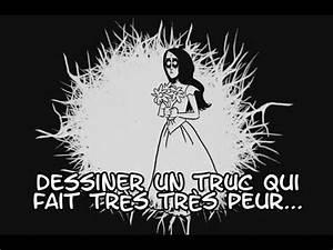 Dessin Qui Fait Tres Peur : comment dessiner quelque chose qui fait tr s tr s peur youtube ~ Carolinahurricanesstore.com Idées de Décoration