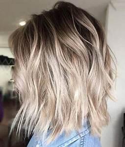 Ombre Hair Blond Polaire : haar kleuren winter 2019 ~ Nature-et-papiers.com Idées de Décoration