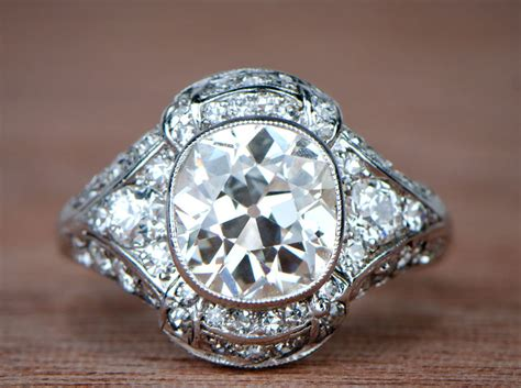 Saying I Do To Antique And Vintage Engagement Rings Antique Coin Shop Stores Dallas Framed Maps Sterling Silver Rings Style Door Knobs Ceiling Hooks Wood Chair Auctions Online