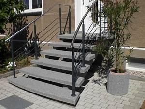 Außentreppe Sanieren Kosten : au entreppen aus granit oder waschbeton ~ Lizthompson.info Haus und Dekorationen