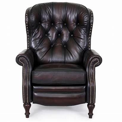 Chair Recliner Barcalounger Kendall Leather Ii Power