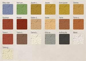 Peinture Pour Crépi Extérieur : enduit l 39 argile 25kg pour 12m2 en 1mm enduit l 39 argile naturel enduits naturels ~ Melissatoandfro.com Idées de Décoration