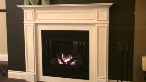 gas fireplace mantel gets majestic cdv33 direct vent gas fireplace with wood mantel