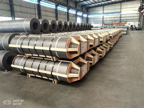 uhp electrode mm length  eaf electric arc furnace steel mill