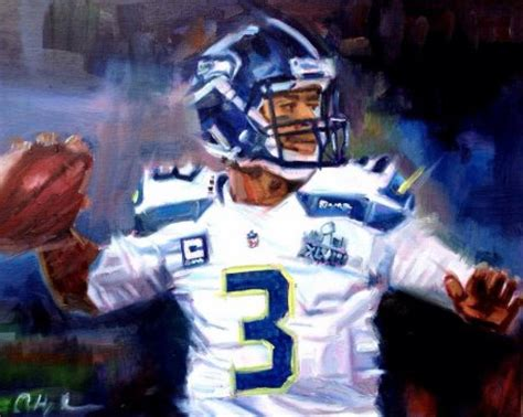 check   seahawks paintings   seattle artist