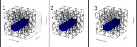 Numpy Tile 3d Array by Python 3d Plot With Matplotlib Hide Axes But Keep Axis