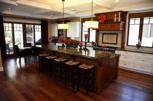 kitchen island with table attached 54 custom luxury kitchen island ideas designs pictures