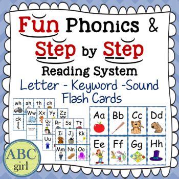 fundationally phonics reading system letter keyword
