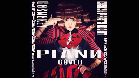 kyary pamyu pamyu crazy party night piano cover