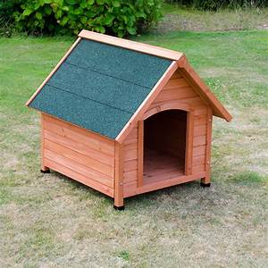 medium oxford dog kennel wooden large pet house apex roof With outside wooden dog kennels