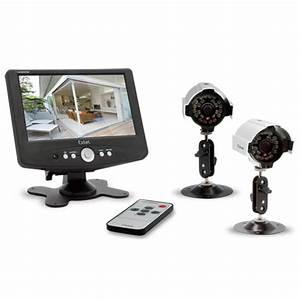 Video Surveillance Maison : extel o 39 fil 087065 enregistrement vid o extel sur ~ Premium-room.com Idées de Décoration