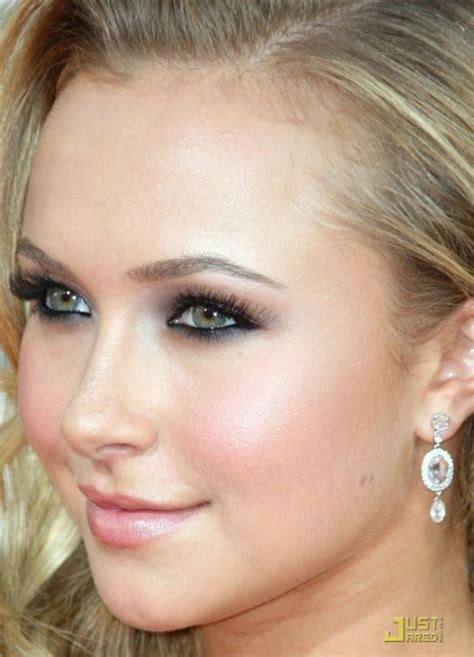 mejores ideas de maquillaje  chicas  ojos verdes