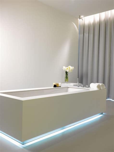 led band badezimmer bad beleuchtung planen tipps und ideen mit led leuchten