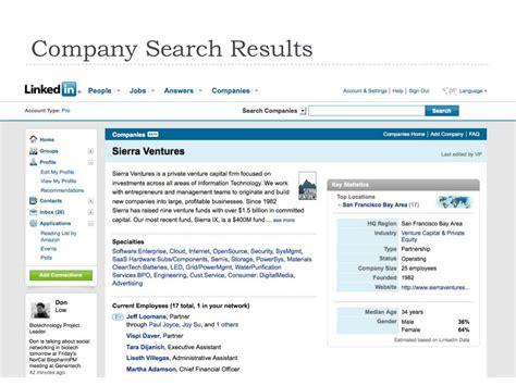 Company Search Results