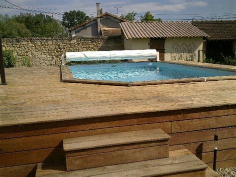 pose installation terrasses en bois 34 herault