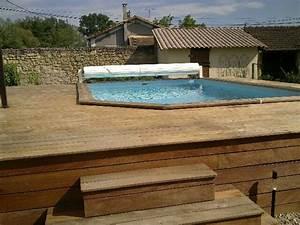 prix petite piscine top ptes de verre oasis carrelage With piscine avec liner gris clair 6 mini piscine enterree urbaine petite taille caron
