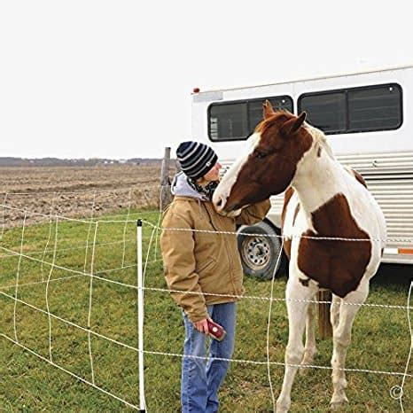 horse corral portable electric fence panels need long equine ridge dragging hate heavy around farm