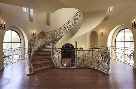 square foot mediterranean mansion  houston tx