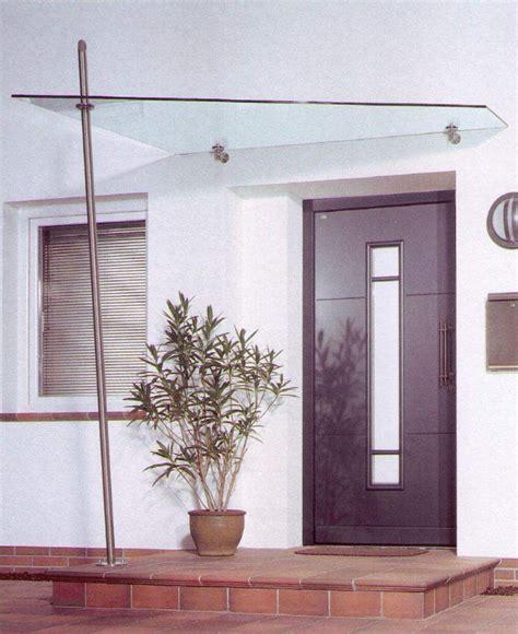 vordach hauseingang mit seitenteil vordach vord 228 cher edelstahl glas seitenteil freitragend bei bartczak fenster