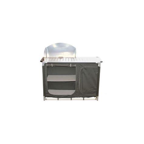 meuble cuisine en aluminium meuble camping meuble cuisine aluminium avec evier midland