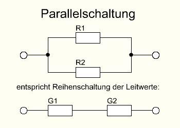 reihen und parallelschaltung von widerstaenden rechner