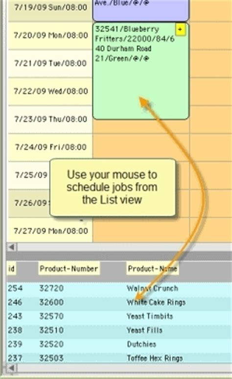 create schedules easily  drag  drop