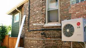 Mini-split Ductless Ac Installation In Chicago