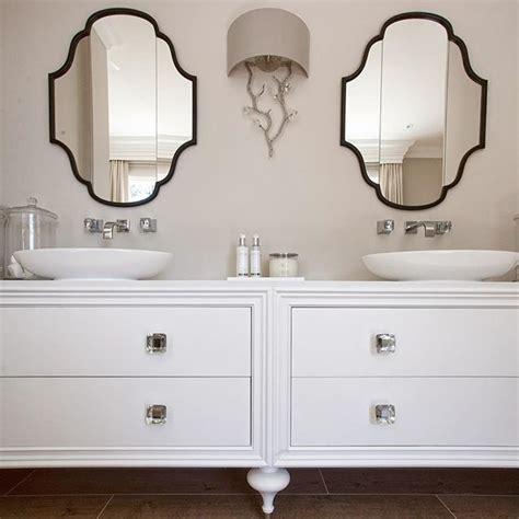 hampton style vanity units  counter top