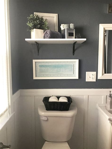 gray bathroom decorating ideas goodbye pine cabinets diy home decor ideas gray
