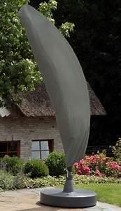 Ampelschirm Sun Garden : sun garden easy sun cape schutzh lle f r ampelschirm universal hellgrau gartenmoebel welt ~ Frokenaadalensverden.com Haus und Dekorationen