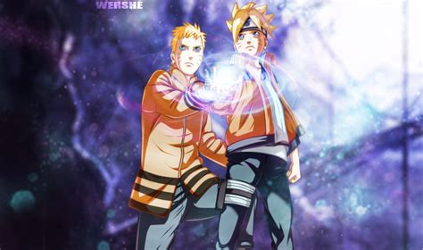 Download Wallpaper Boruto Gratis