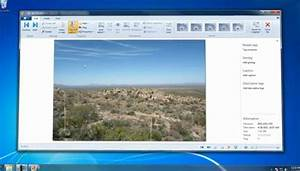 Windows explorer et live photo gallery supportent les for Microsoft gallery viewer